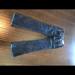 Beautiful Versace jeans couture bootcut jeans